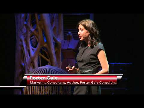 Your business in a hyper-connected consumer, employee world: Porter Gale at TEDxPresidio