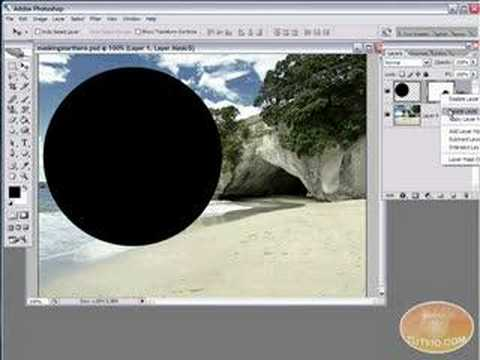 Photoshop Tutorial All about Masking, Vector, Clipping !!