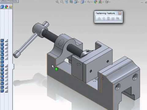 Solidworks 2011 Adjusting Model Appearances