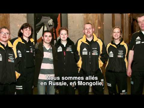 Sports in America, Playing it Forward (French Subtitles)