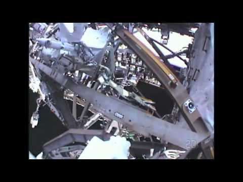 Successful Spacewalk Tops Flight Day 7