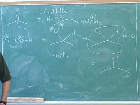 Organic chemistry: Carboxylic acids (8)