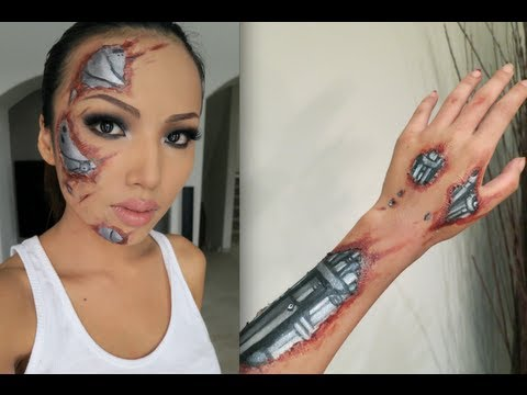 Terminator SFX Make-up Tutorial