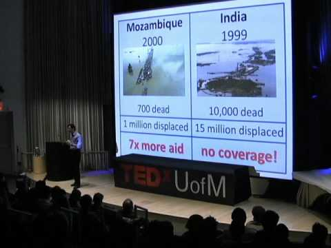 TEDxUofM - Thomas Pavone - Climate Change and Media