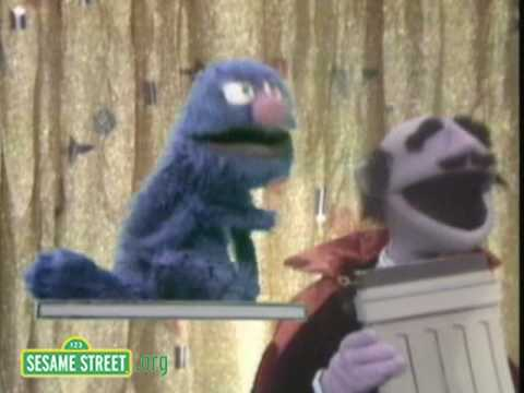Sesame Street: Levitation Magic