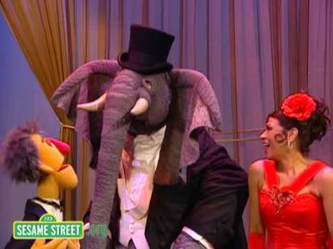 Sesame Street: Dancing With Triangles