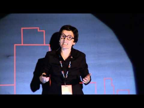 TEDxMongKok  - Professor Kay Ottik - Organizational Dynamics Embrace Chaos