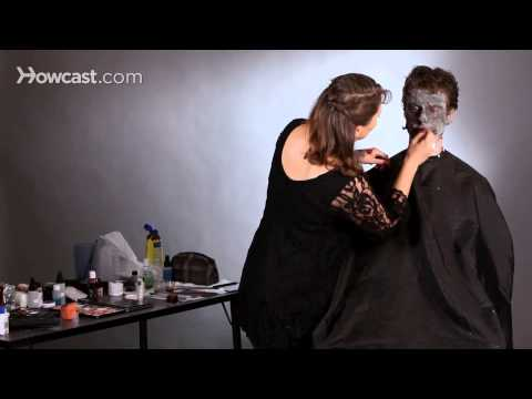 Zombie Makeup Tutorial, Part 6   Special Effects Makeup Tutorial