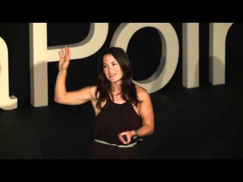 TEDxSeaPoint-Hanli Prinsloo-Trust, Strength and salt water