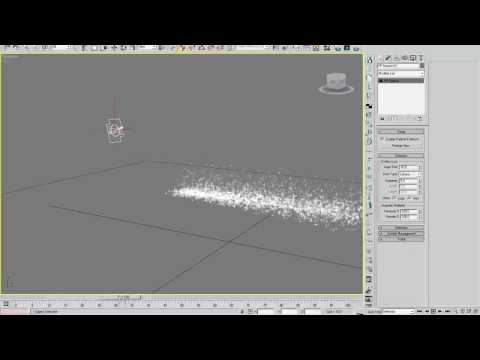 Particle Flow Part 1 - 3D Studio MAX