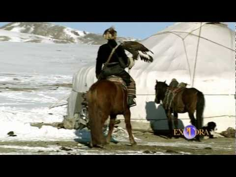 THE KAZAKHS FROM MONGOLIA: BIRDS OF PREY HUNTERS