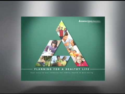 Planning for a Healthy Life (English)