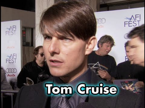 Tom Cruise On LIONS FOR LAMBS at AFI Fest 2007