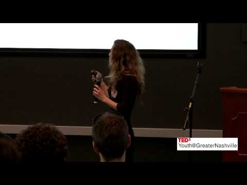 TEDxYouthGreaterNashville; Tabitha Burns; Youth Leadership Forum IMpact on Disability Population