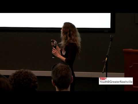 TEDxYouthGreaterNashville; Tabitha Burns; Youth Leadership Forum IMpact on Disability Population