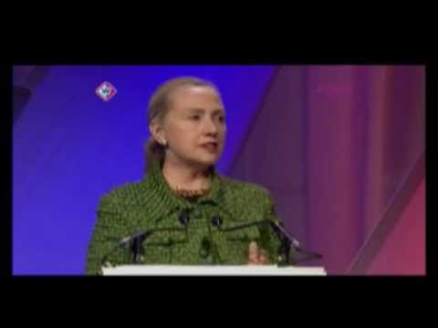 Secretary Clinton Comments on Efforts to Restrict Internet Freedom