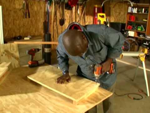 Step 5: Assemble Top Pieces-DIY