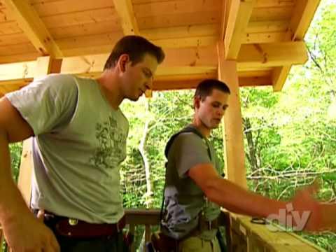Screened-In Porch-DIY