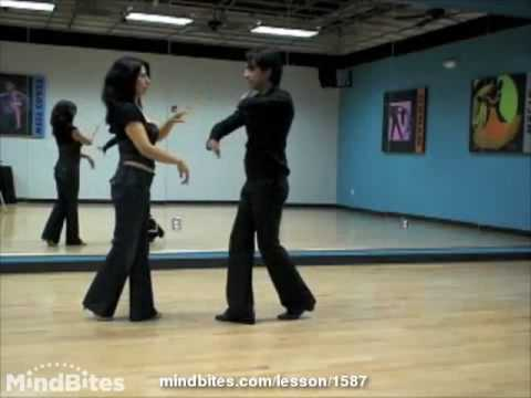 Salsa Dancing - Advanced Salsa: Crucifix with a Twist