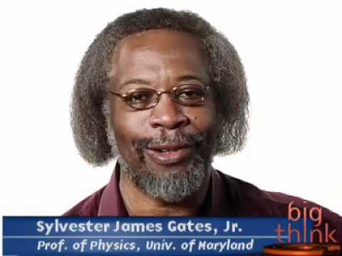 Sylvester James Gates, Jr.: Scientific Literacy