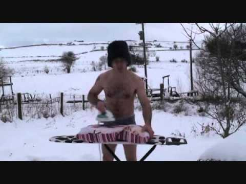 Snow Ironing handy hints part 1
