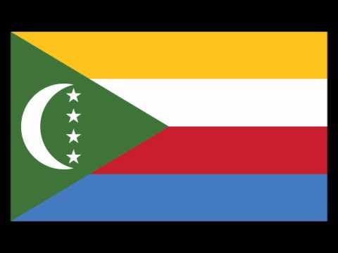 National Anthem of Comoros | Jimbo la Taifa
