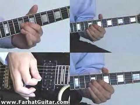 Sweet Child of Mine Part 8.3 Guns www.FarhatGuitar.com