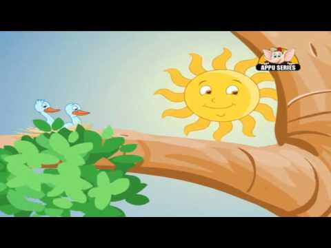 Nursery Rhyme - Mr. Sun