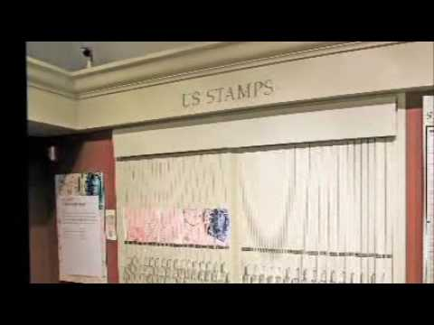 Video Tour of the National Postal Museum Philatelic Galleries