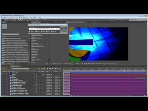 Autodesk 3ds Max and 3ds Max Design 2013: Adobe After Effects Interoperability
