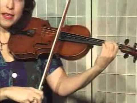 Violin Lesson - How To Play Danman's Print Library #96