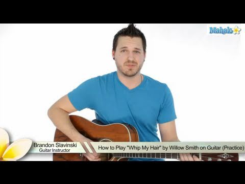 "How to Play ""Lucky"" by Jason Mraz on Guitar (Practice Video)"