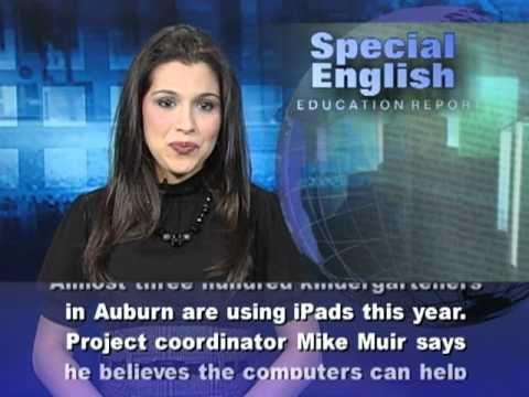 A School System in Maine Gives iPads to Kindergartners