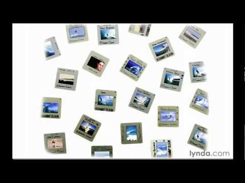 Photoshop: Using Adobe Bridge to streamline workflow | lynda.com tutorial