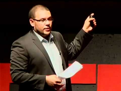 TEDxCharlotteED - Federico Rios - The Undocumented Student