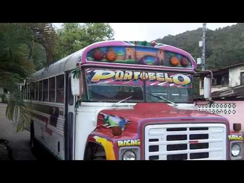 Bus2Antarctica: Panamanian Party Bus