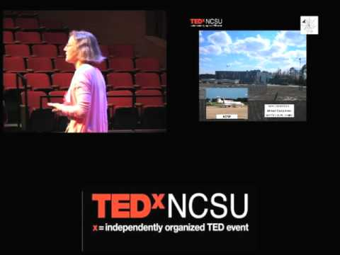 TEDxNCSU - Dr. Christina Cowger - The Spider's Web and the Net of Accountability