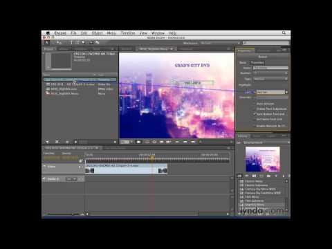 Encore: Creating links and navigation | lynda.com