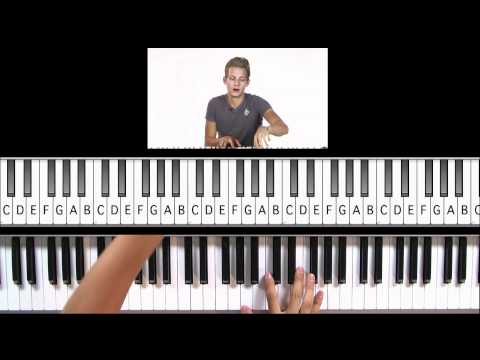 "How to Play ""Cabaret"" (Practice Cover) by John Kander on Piano"
