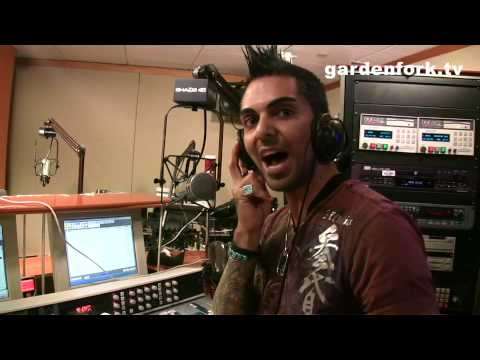 Eric Visits the Martha Stewart Living on Sirius Radio