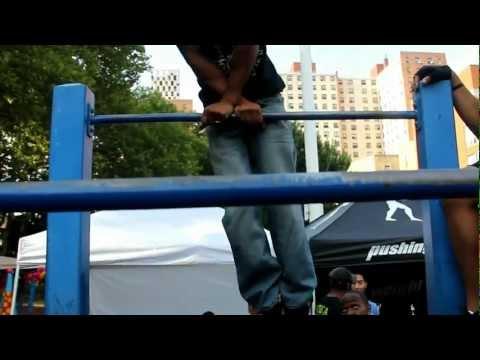 N.B.X.A 2012 Highlight clip. 15 X grip muscle ups!!!!