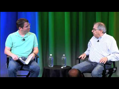 Authors@Google: Steven Levy in conversation with Matt Cutts in Mountain View