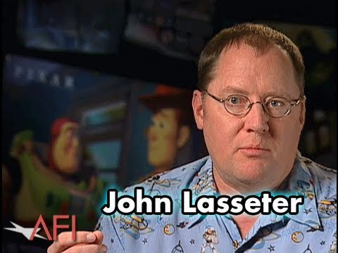 John Lasseter On The Supporting Characters Of TOY STORY