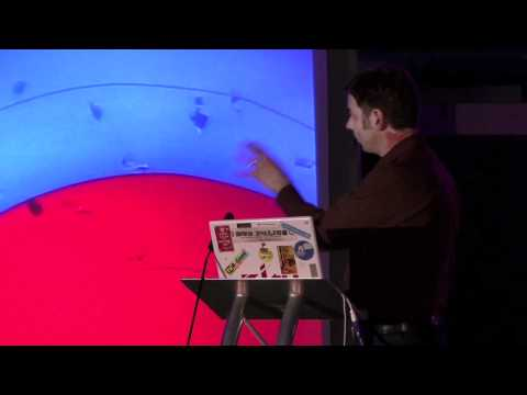 TEDxLeeds - Julian Tait  - Open Data, The City & The New Federation