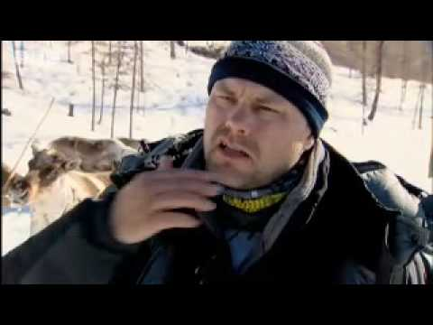 Jack Dee rides the reindeer for survival in Siberia - BBC