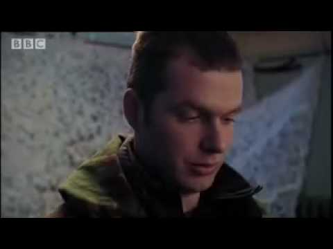 Severe Hypothermia - Hunting Chris Ryan - BBC Endurance