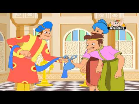Akbar and Birbal Tales - The Butcher and the Grain Merchant