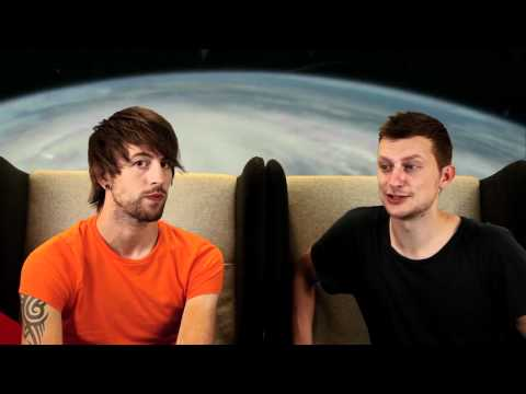 Go To Space! YouTube Space Lab with Liam and Brad