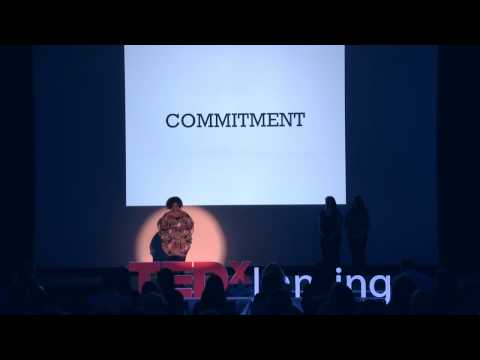TEDxLansing-Suban Nur Cooley-It Takes Two To High Five: Collaboration is Key