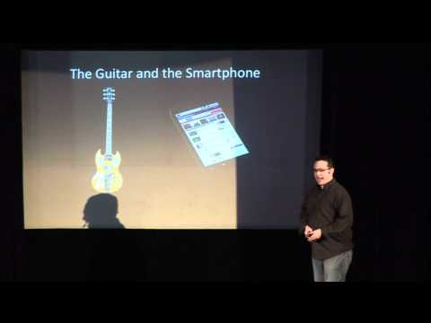 TEDxTokyoTeachers - Christian Thompson - The Guitar and the Smart Phone